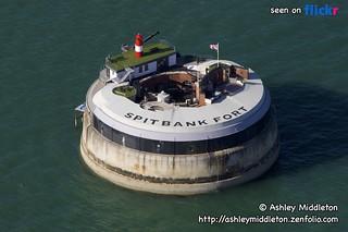 Spitbank Fort | by Ashley Middleton Photography