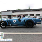 No 4. Perry McCoy - 1929 Riley Brooklands.
