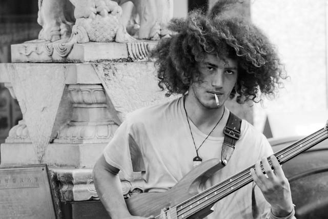 Furry musician  🎸