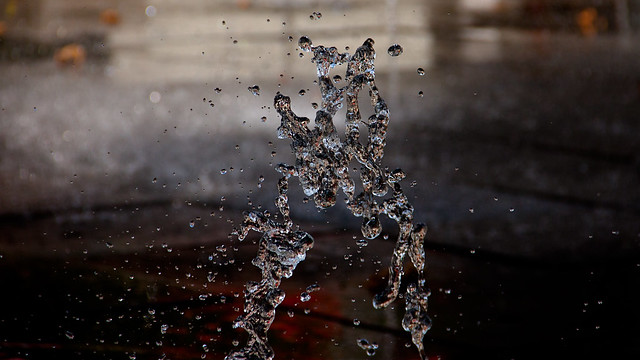 water Fountains in miniature