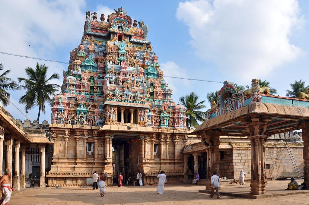 India - Tamil Nadu - Trichy - Srirangam - Sri Ranganathasw