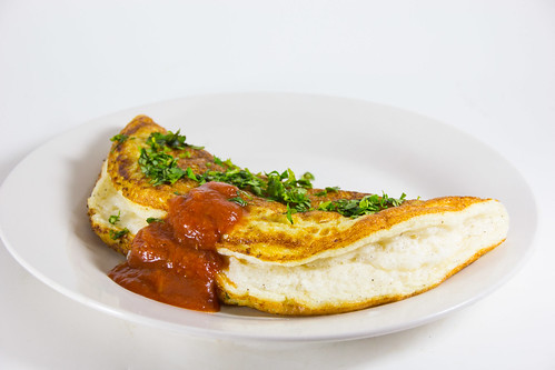 Soufflé Omelette | by Ruocaled