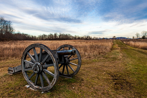 ny newyork field america canon river army war day cloudy mark saratoga continental battle independent ii american cannon artillery 5d british hudson 14k battlefield revolutionary 5dii bestcapturesaoi
