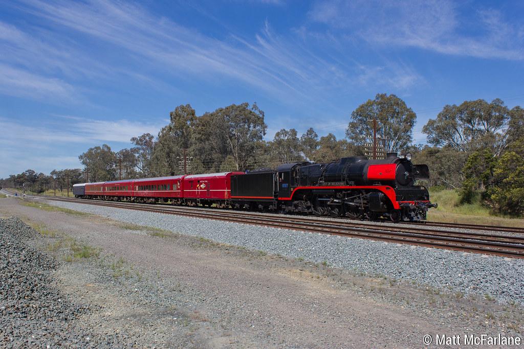 R707 to Seymour by Matt McFarlane