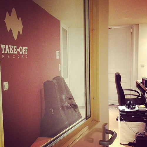 CONTROL ROOM @ TAKE-OFF RECORD | by TAKE-OFF RECORD