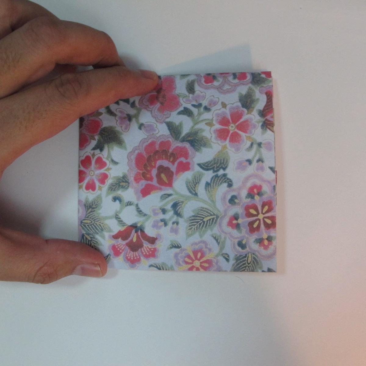 การพับกระดาษเป็นรูปหัวใจแบบ 3 มิติ 013