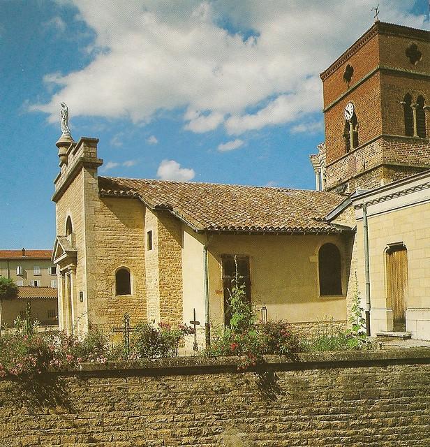 old church exterior