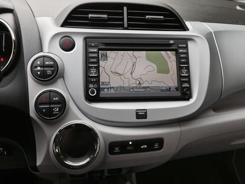 2013 Honda Fit EV (Zipcar) Photo