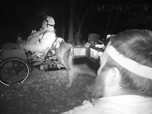 Behind the Scenes As Guy Is Filming The WooFDriver's Dream Of Midnight MUSHing! | by woofdriver