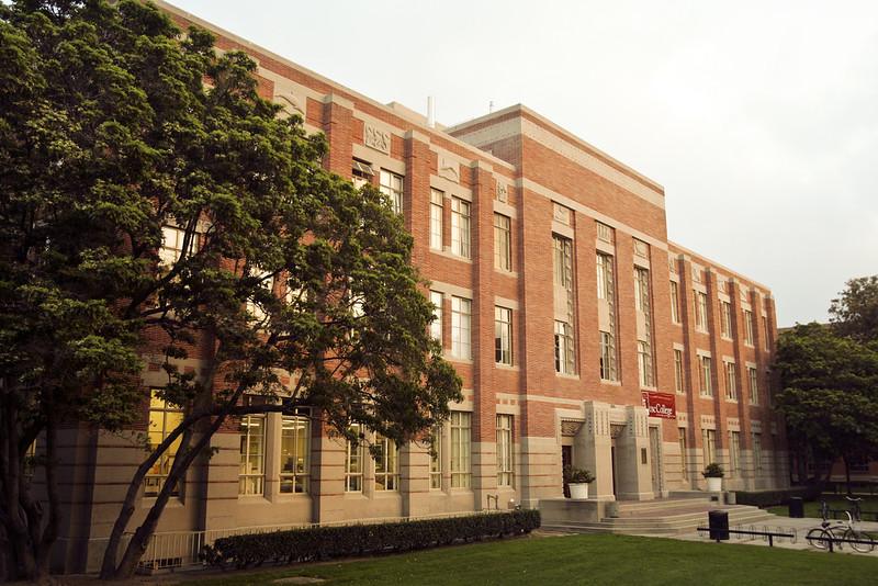 Allan Hancock Foundation Building