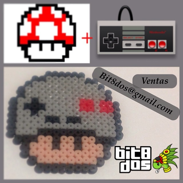 Hongo Mariobros Smb3 Nes Pixel Pixelart Nintendo F Flickr