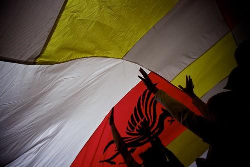 Under the flag 2 | by cchana