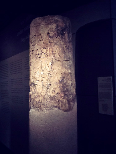 Inscription of the Flavian Victory