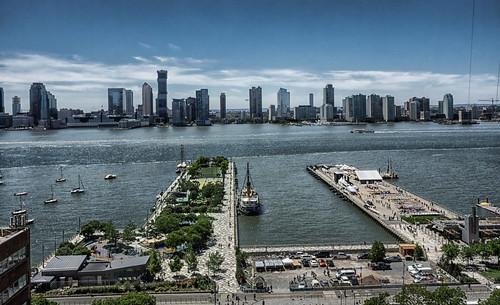 park nyc newyorkcity sky ny newyork water skyline harbor pier us waterfront unitedstates outdoor manhattan places tribeca hudsonriver newjersy newyorkcityphotography