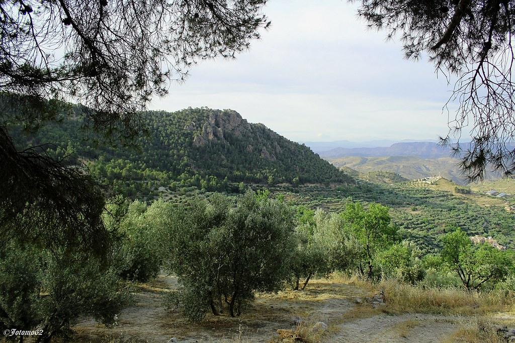 Por la Sierra de Cazorla