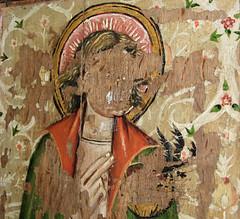 iconoclasm: St John