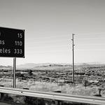 Interstate 40 East.