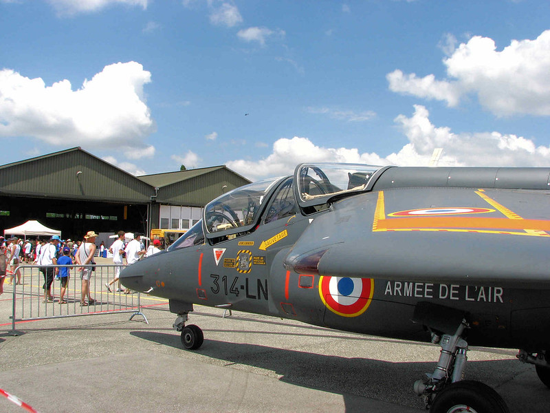 Dornier Alpha Jet Walk Around (8)