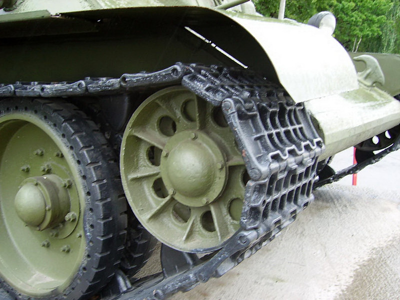 Т-34 76 Модель 1941 Года (2)