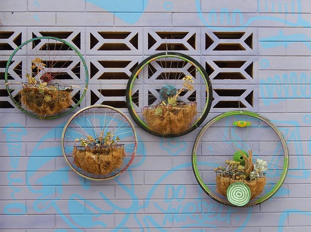 Hanging Basket Wheels