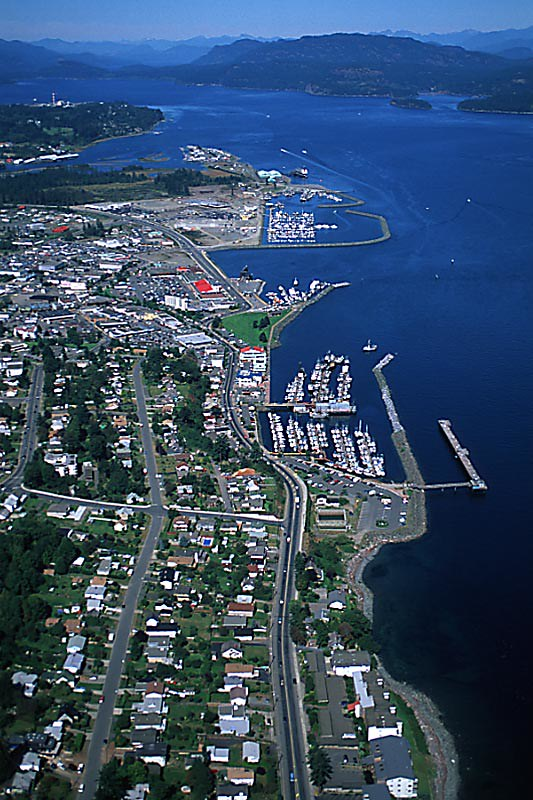 Campbell River, Vancouver Island, British Columbia, Canada