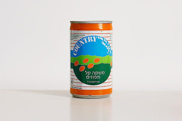 קאנטרי - משקה תפוזים