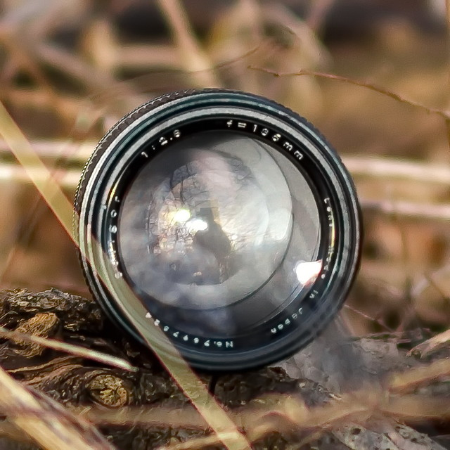 Soligor 135mm ƒ/2.8