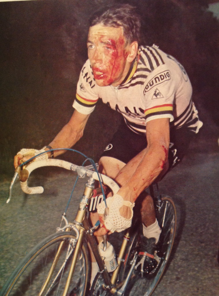 072fd0fd5df215 Herman Van Springel 1970 Tour de France stage 13 | ddsiple | Flickr
