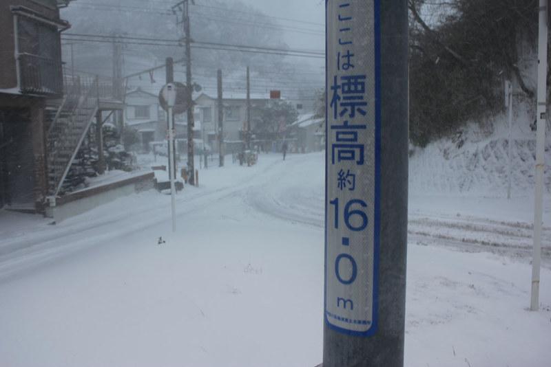 雪の鎌倉_60