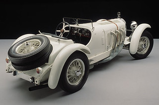 Mercedes-Benz SSK 1928-1932