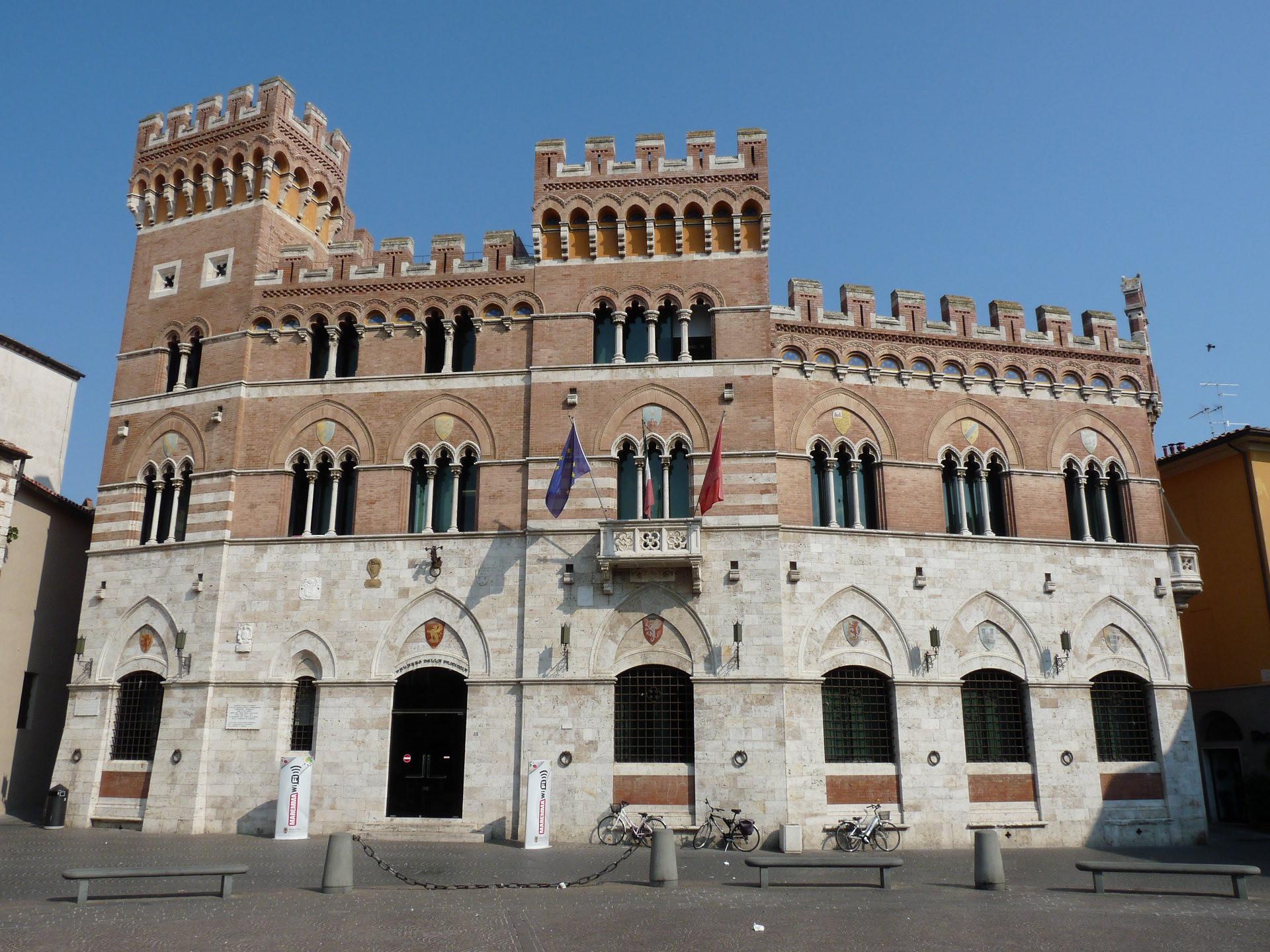 Palazzo Aldobrandeschi, Grosseto