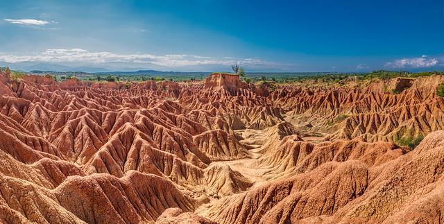 Desierto de la Tatacoa, Huila - Colombia