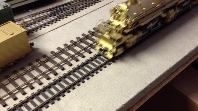 Akane - C&O 2-6-6-6 Allegheny - Assembled Model 020115