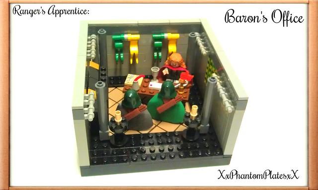 Baron's Office