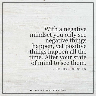 With a negative mindset quote picture   With a negative mind ...