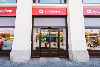 Vodafone | by wongwt