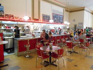 Woolworth's lunch counter   by Joelk75