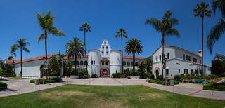 SDSU Hepner Hall Panorama | by StuSeeger
