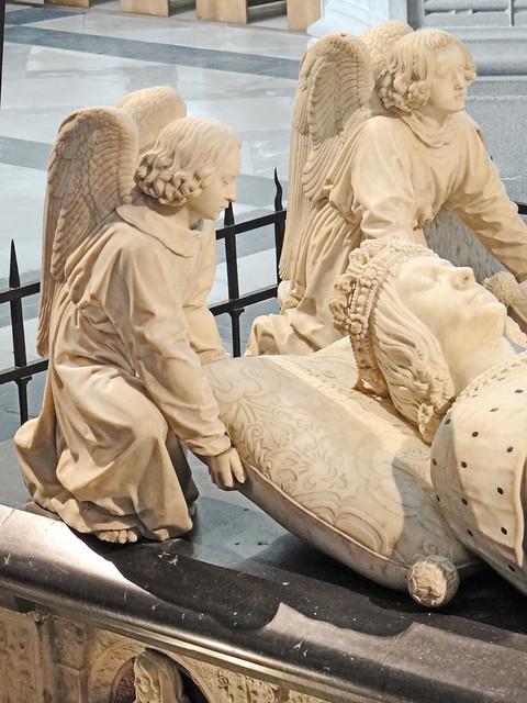 Les angelots (le voyage à Nantes)