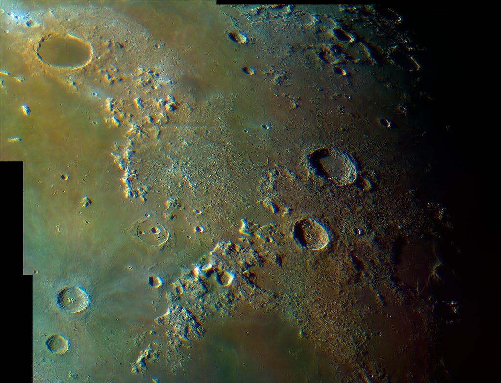Plato To Aristillus To Aristoteles In Color 82613 Flickr