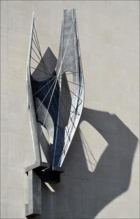 Hepworth / 'Winged Figure'