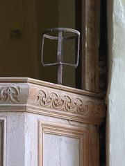 hour glass holder