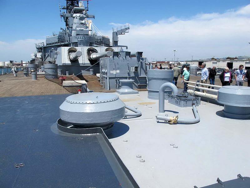Die USS Iowa (2)