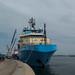 Maersk Helper 2013, 2014 & 2015