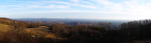 mountains landscape virginia cabin view va blueridgemountains blueridge fancygap