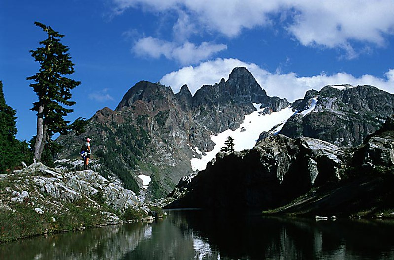Strathcona Provincial Park, Central Vancouver Island, British Columbia, Canada