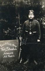 """Feldzug 1914 - Auf Posten """"Fort Schooten, Antwerpen"""""""