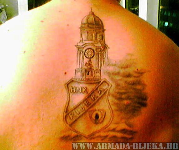 Tetovaže Simboli Grada Flickr