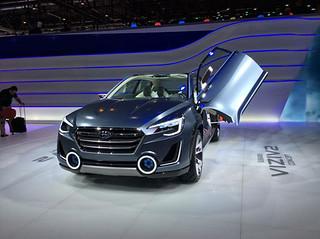 Subaru Viziv 2 Concept @ Geneva 2014 01