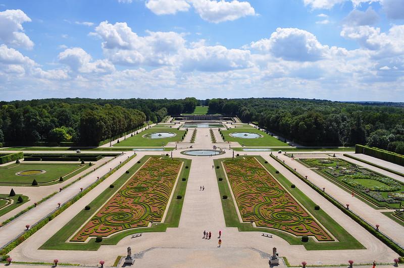 Jardins Vaux-le-Vicomte
